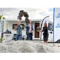 Väsbyhem tar spadtag för Soltäppan och Näckrosen i Fyrklövern