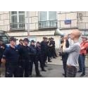 Polen: Demonstrationsfriheten hotad
