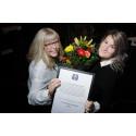 Estrella och Lärjeåns Kök & Trädgårdar får priset Nyttigaste Affären 2017