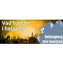 Helsingborg får en ny evenemangskalender