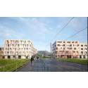 Concent väljer NCC för uppförandet av bostäder i Norrköping