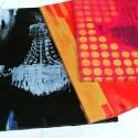 Variationer av en kristallkrona - Tanja Rothmaiers bildvärld visas på stadsbiblioteket