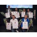 Vinnare Best in Show Caravan Stockholm