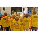 Workshop för barnen i Almedalen: Talang finns överallt