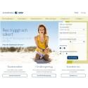 Europeiska ERV har lanserat ny webbplats