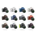 Pentax K-S1 gruppbild alla färger