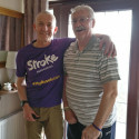 Cirencester man takes on Resolution Run for the Stroke Association