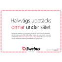Swebus och Headweb lanserar biobussen