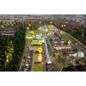 Chalmers blir en av Sveriges solcellstätaste stadsdelar