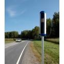 Kamera för automatisk trafiksäkerhetskontroll - ATK