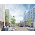 Nu tas nästa steg i utvecklingen av Alby Centrum - detaljplan går ut för samråd