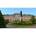 Göran Persson, Bertil Hult och Kronprinsessan Victoria till Anders Wall-föreläsningen