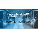 Layer 8 IT-Services steppar upp, går samman med RADPOINT