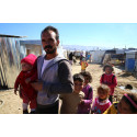 Röda Korset och Caritas uppmanar Europas ledare att ge syriska flyktingar skydd