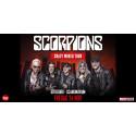 "Scorpions ""The Crazy World Tour"" till Scandinavium!"