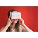 Villavisning med Google cardboard