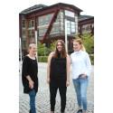 Studenter vid Linnéuniversitetet inreder nytänkande aktivitetsbaserad kontorsmiljö i Företagsfabriken