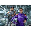 Robert Dahlgren och Mikaela Åhlin-Kottulinsky leder PWR Racings STCC-guldsatsning