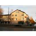 Nu startar rivningen av fastigheten vid Västra Esplanaden/Kungsgatan