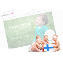 Jollyroom slår upp portarna i Finland!