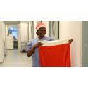 Högtryck på Folktandvården Akuten i jul och nyår