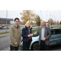 Molto på turné med Volkswagen för kreativa Sverige!