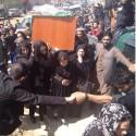 Manifestation idag Sergels torg 18.15 Rättvisa för Farkhunda!