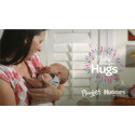 Huggies and Plunket encourage New Zealand families to Make Time for Hugs