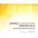 Service Convention Sweden 2016 – sätter fokus på samhälle och välfärd