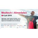 Medtech i Almedalen 2018
