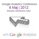 Pressinbjudan Google Analytics Conference Sveriges 2012
