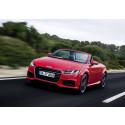 Audi ökade försäljningen med 5,6 procent under det första halvåret