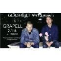 GRAPELL - Live på Glashuset WY13, Fri entré