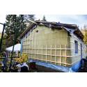 Tekniken bakom Sveriges första nära-noll-renoverade småhus