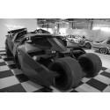 Batmobil, Mustangutställning och Verktygsbodens MGB - på Sportvagnsträffen 2014