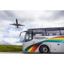Nytt samarbete ger enklare resor till flygplatsen