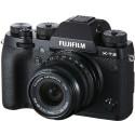 FUJIFILM X-T2 with FUJINON XF23mm F2