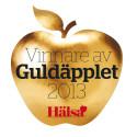Vinnare av Guldäpplet 2013