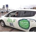 Energikontor Sydost går med i elbilspool i Kalmar