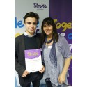 Oxfordshire student receives regional recognition
