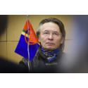 Samiska rådets kulturstipendium tilldelas Lars Anders Baer
