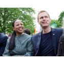 Riksdagslistan beslutad för Miljöpartiet Stockholms län