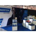 Norton visar flera nyheter på Svetsmässan