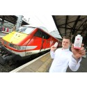 Virgin Trains adds sparkle to onboard food bar and standard class menu