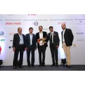 "​Space Matrix is honoured to receive the FMLA award for ""Excellence in Design & Build"" in India."