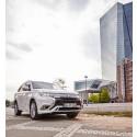 Mitsubishi Motors i Tyskland - Mitsubishi med størst vekst i oktober (+63,3%)