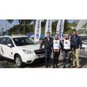 Subaru sponserer danske sejlere