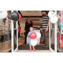 ​Brighton mum and son share family battle with rare eye cancer during Burgess Hill optician relaunch