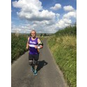 Wiltshire resident runs 10k every day for the Stroke Association