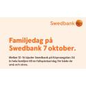 Familjedag hos Swedbank i Luleå